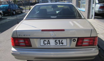 1999 MERCEDES-BENZ SL600 for sale in Cape Town full