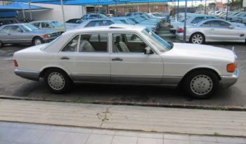 1987 MERCEDES-BENZ 560SEL for sale in Cape Town full