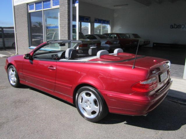 2001 mercedes clk430 convertible value