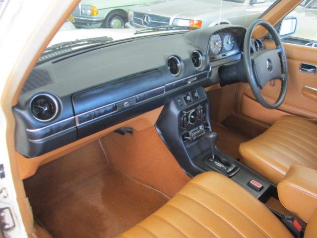 1976 mercedes 230 value