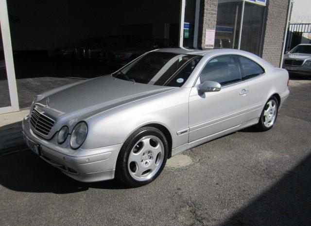 2000 MERCEDES-BENZ CLK430 ELEGANCE for sale in Cape Town full