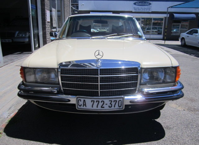 1995 MERCEDES-BENZ S500 for sale in Cape Town full