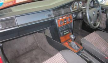 1992 MERCEDES-BENZ 190E 2.0 Sportline for sale full