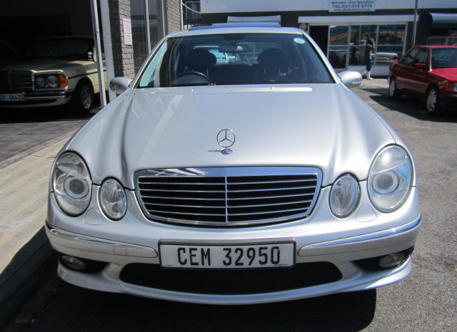 2005 MERCEDES-BENZ E55AMG for sale full