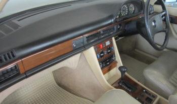 1986 MERCEDES-BENZ 280SE for sale full