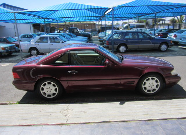 1996 MERCEDES-BENZ SL320 for sale in Cape Town full