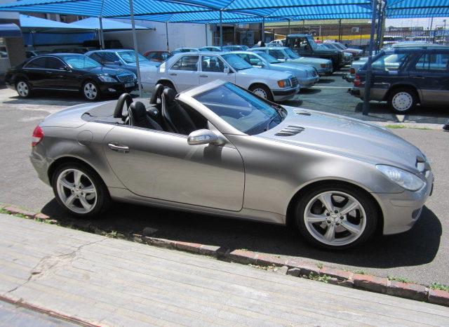 2005 MERCEDES-BENZ SLK350 for sale in Cape Town full