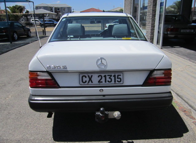 2001 MERCEDES-BENZ CLK320 ELEGANCE for sale in Cape Town full