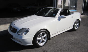 2003 MERCEDES-BENZ SLK320 for sale in Cape Town full