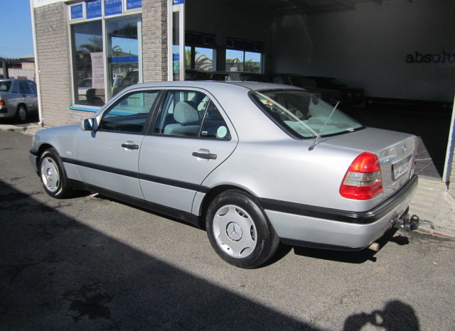 1997 MERCEDES-BENZ C220 CLASSIC for sale in Cape Town full