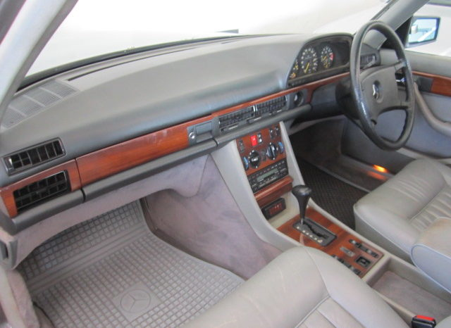 1986 MERCEDES-BENZ 380SE for sale in Cape Town full