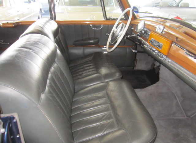 1962 MERCEDES-BENZ 300d for sale in Cape Town full